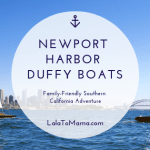 Newport Harbor Duffy Boats