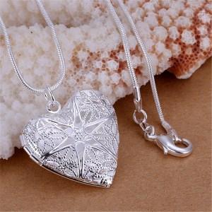 cute heart pendant