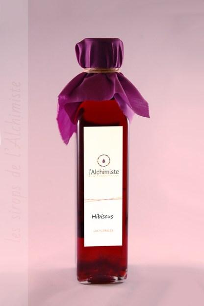 Sirop artisanal Hibiscus