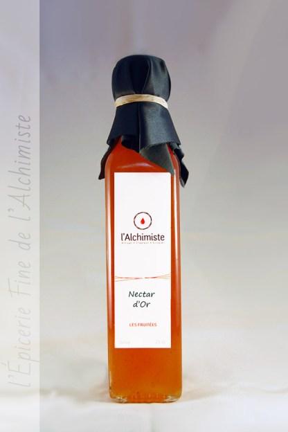 Sirop artisanal Nectar d'Or