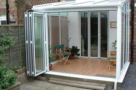 Posso fare una veranda chiusa senza permessi