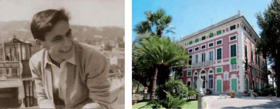 I vincitori del Premio Letterario Franco Delpino a Santa Margherita
