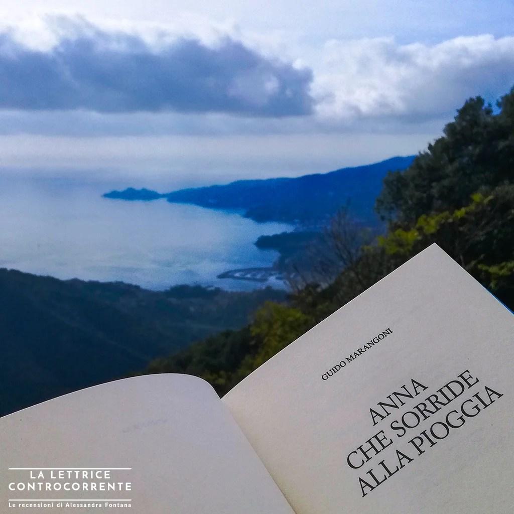 RECENSIONE: Anna che sorride alla pioggia (Guido Marangoni)
