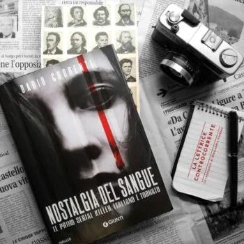 Nostalgia del sangue - Dario Correnti