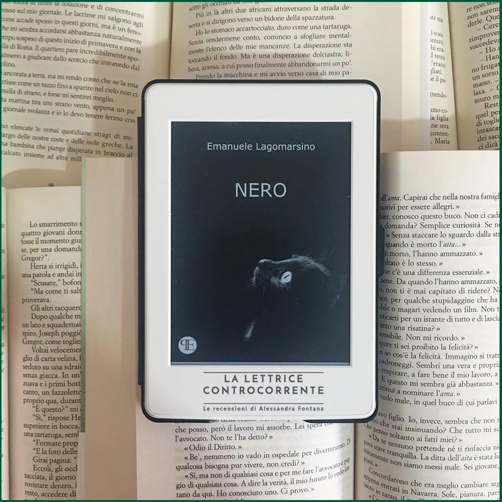 RECENSIONE: Nero (Emanuele Lagomarsino)