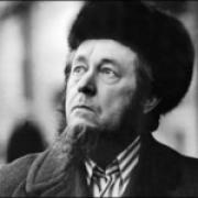 Aleksandr Solženicyn