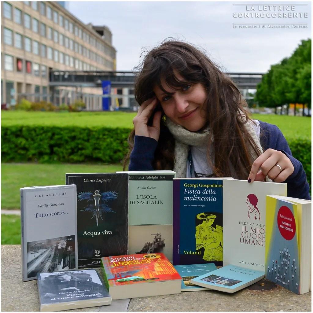 La mia giornata al Salone del libro di Torino
