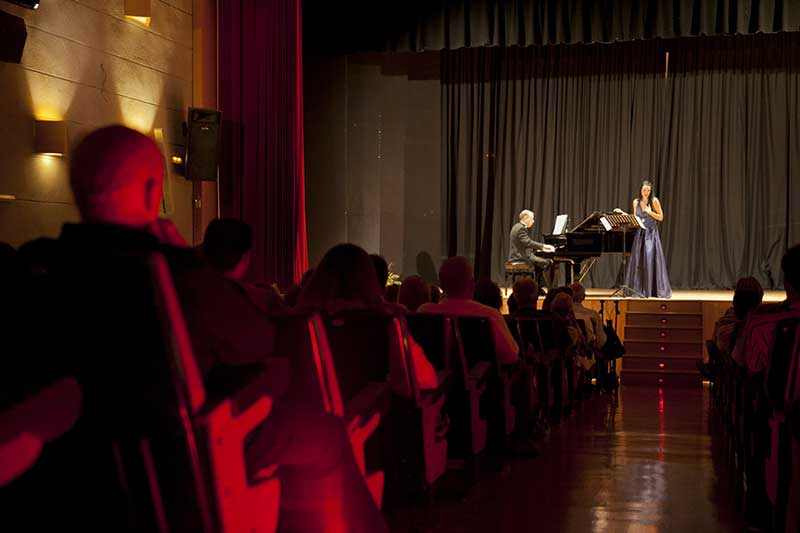 """Espectacular el recital inaugural del 23 Festival de Música Clásica de l'Alfàs  """"Mozartmanía"""""""