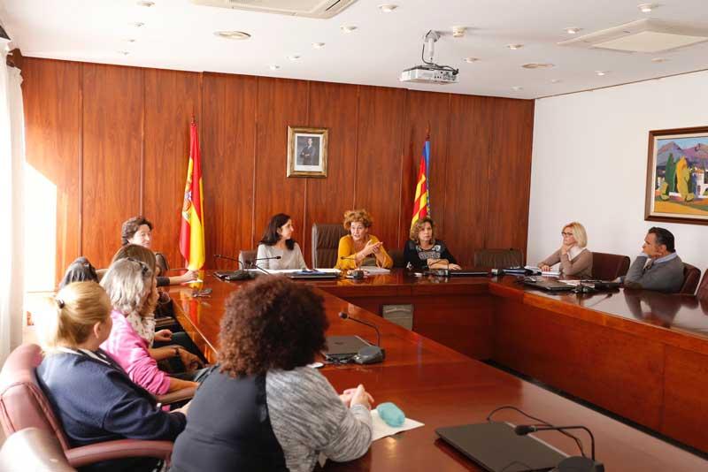El Consejo Local de la Mujer cierra los actos conmemorativos del Día Internacional contra la Violencia de Género