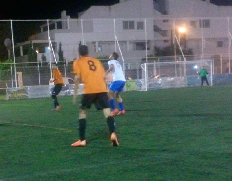 El Oranje ganó de nuevo ante el San Gabriel