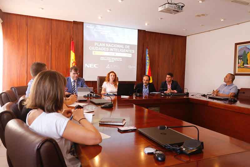 L'Alfàs entre los municipios aspirantes al Plan Nacional de Ciudades Inteligentes