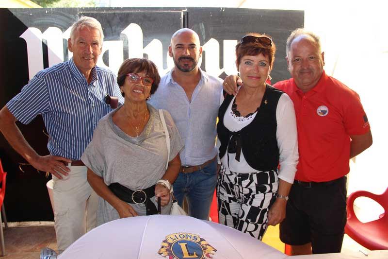 La Cancha de Golf del albir acoge el domingo 18 el IV trofeo del Club de Leones.