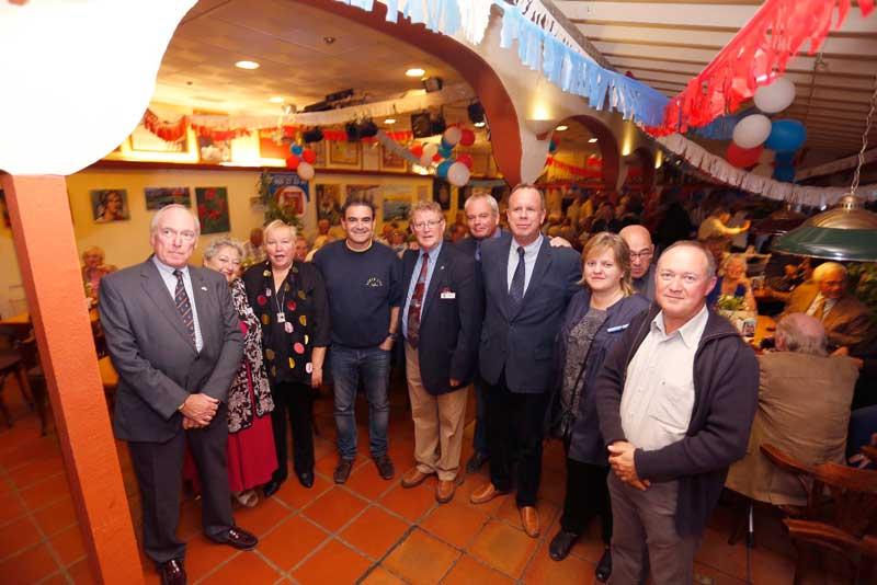 El Club Los Holandeses celebra su 40 aniversario