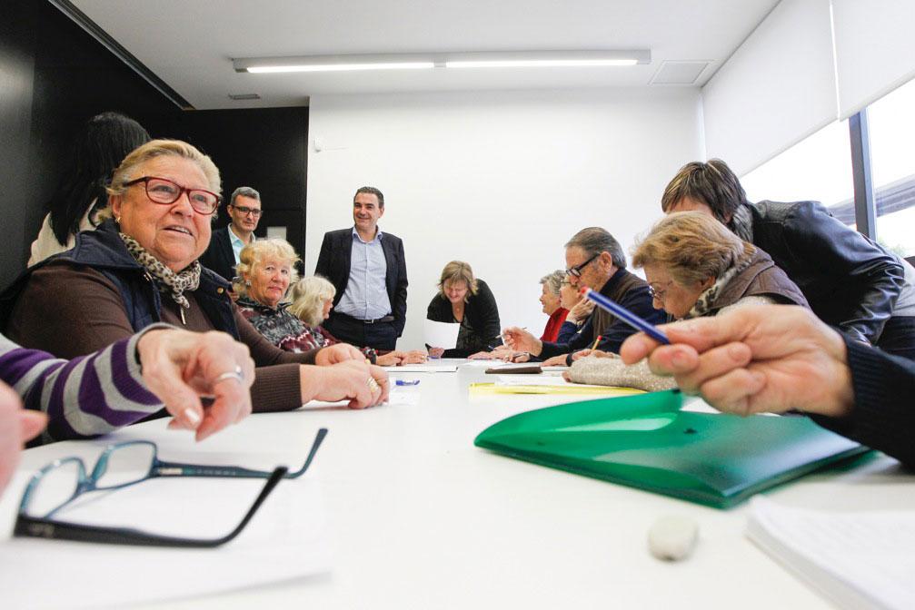 Más de 30 mayores participan en el taller de memoria que oferta por tercer año el Ayuntamiento de l'Alfàs