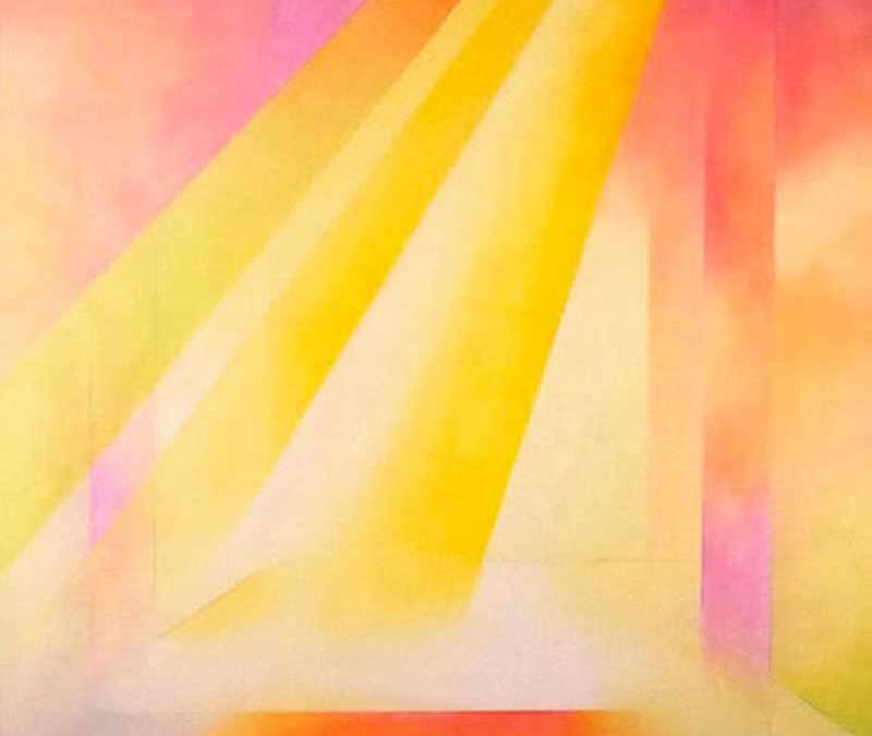 Inauguración del artista de Redován Antonio Ballesta en la Fundación Frax de L'Alb