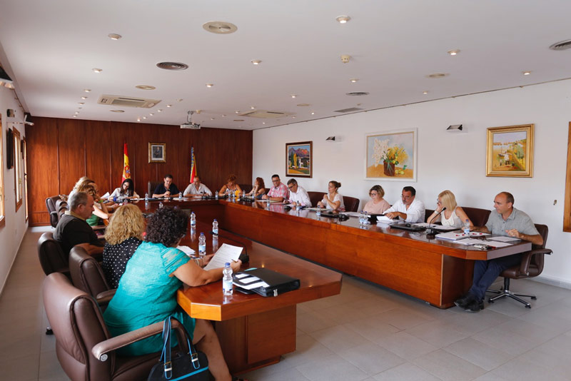 El Ayuntamiento de L'Alfàs cumple el objetivo de estabilidad presupuestaria