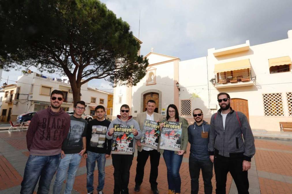 Los mayorales preparan una gran fiesta de Carnaval en l'Alfàs