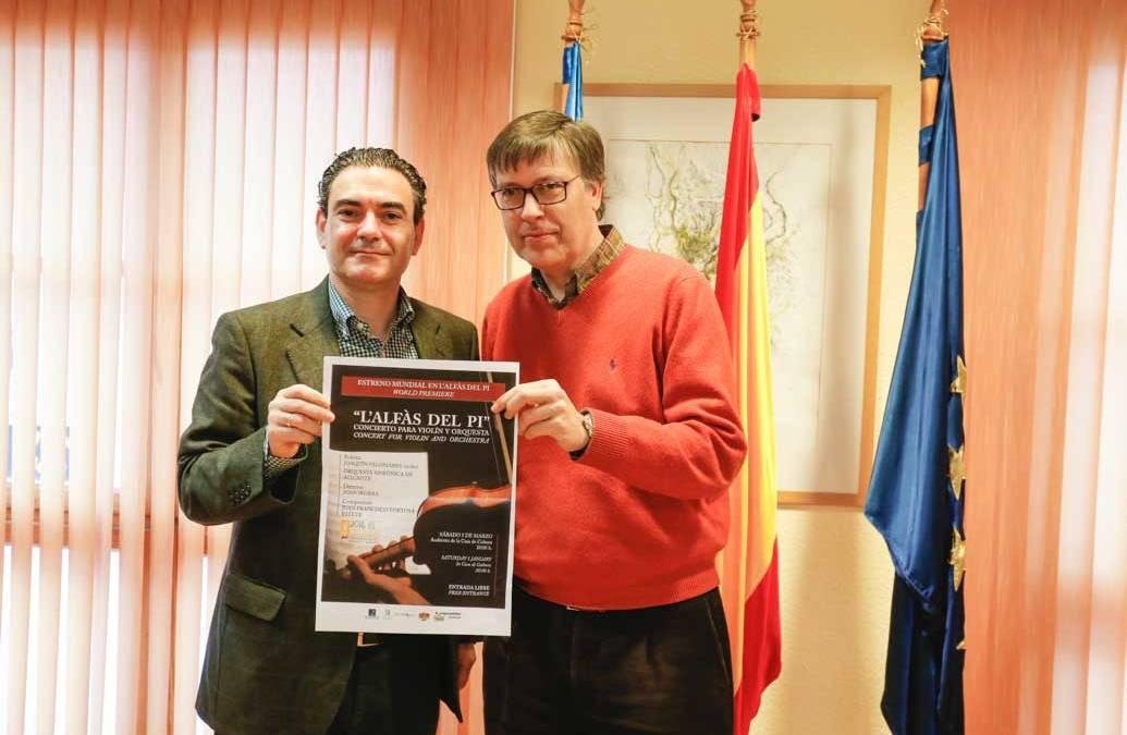 Hidraqua patrocinará el concierto conmemorativo del 25 aniversario de la Casa de Cultura