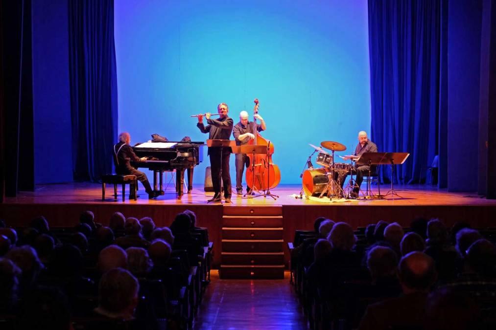 Más de 300 personas asisten a los conciertos de Nova & Vernizzi Jazz Quartet