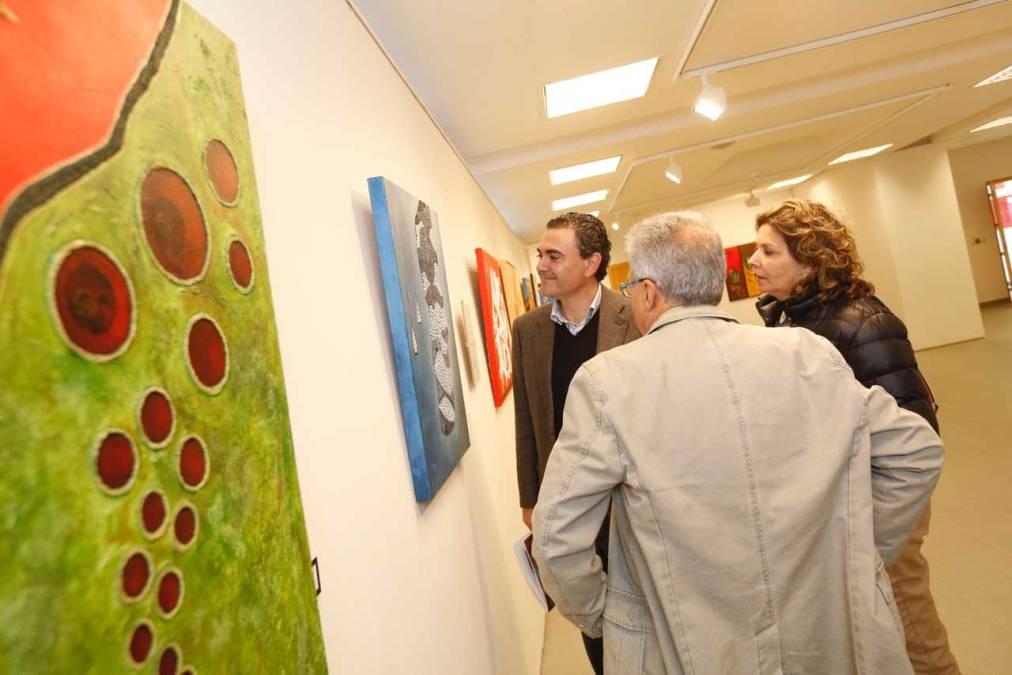 Arques destaca el valor artístico de Goyo Pérez