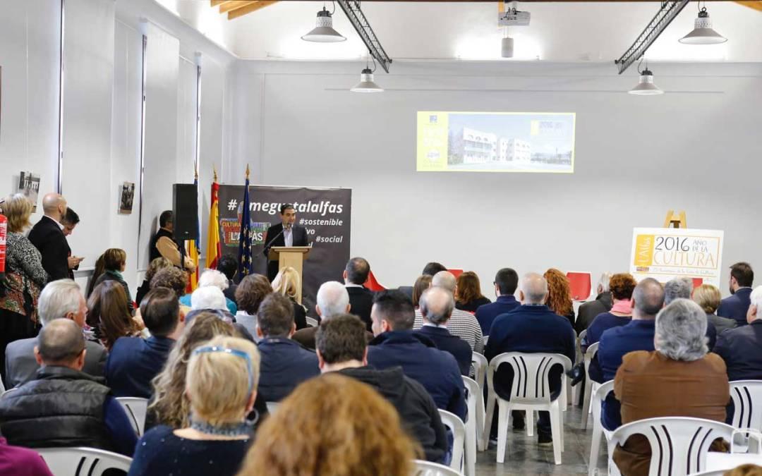 La Marina Baixa estudiará la creación de una mancomunidad cultural
