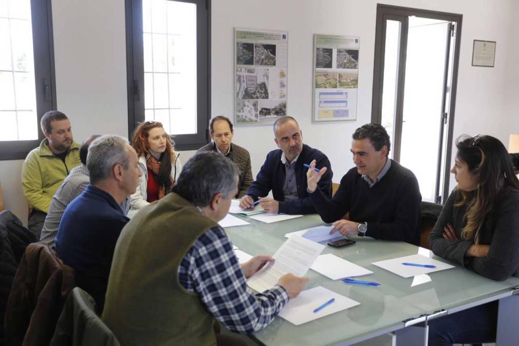 El director del Parque Natural de la Serra Gelada establecerá su sede en el CEAC Carabineros de l'Alfàs del Pi
