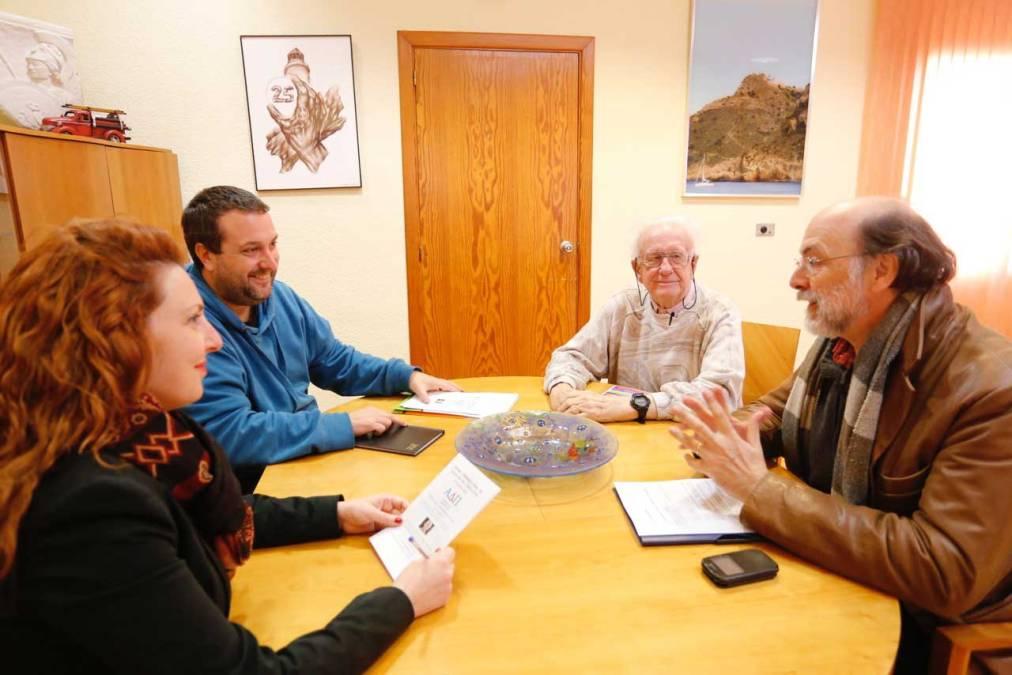 L'Alfàs del Pi acoge este fin de semana un seminario de mediación sobre Cataluña