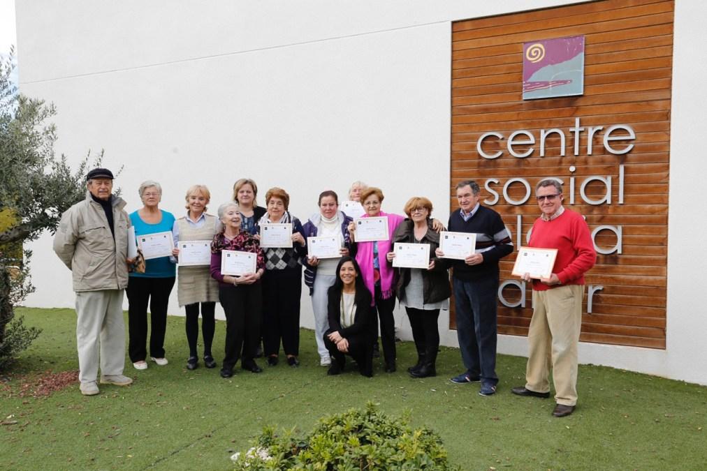 El Ayuntamiento de l'Alfàs del Pi ofertará antes del verano un nuevo taller de memoria para adultos