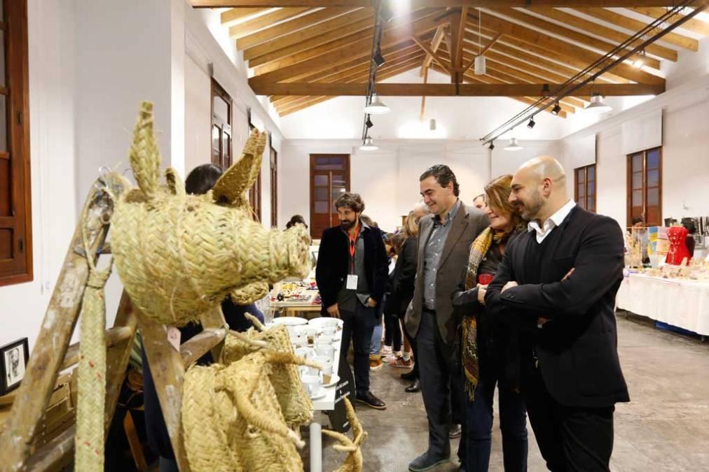 El Espacio Cultural Escoles Velles acoge este fin de semana un Mercado de Diseño