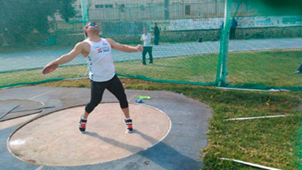 Dos atletas paralímpicos se han clasificado para los próximos juegos de Río 2016 en  L'Alfàs del Pi