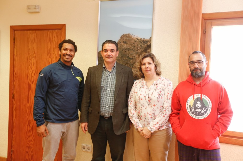 El ayuntamiento de l'Alfàs del Pi mantiene su compromiso con la Asociación Cultural Afrobrasileña Oriazandi.