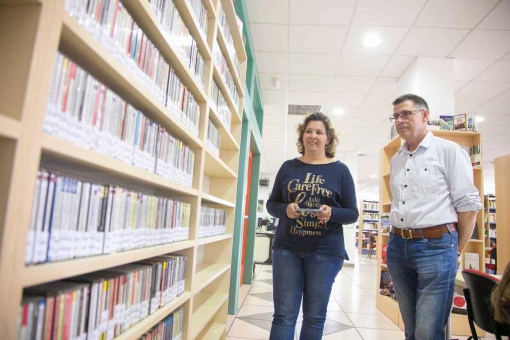 La biblioteca de l'Alfàs incorpora una fonoteca con cerca de 1.500 documentos sonoros
