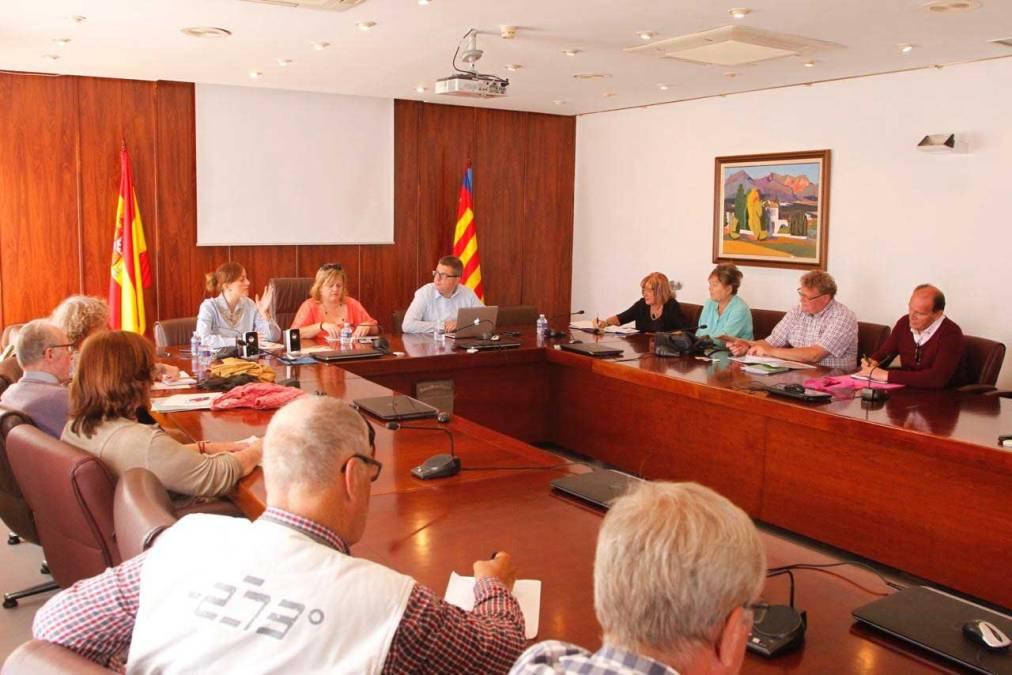 Los colectivos de residentes de l'Alfàs del Pi serán los grandes protagonistas del proyecto europeo EASY Towns