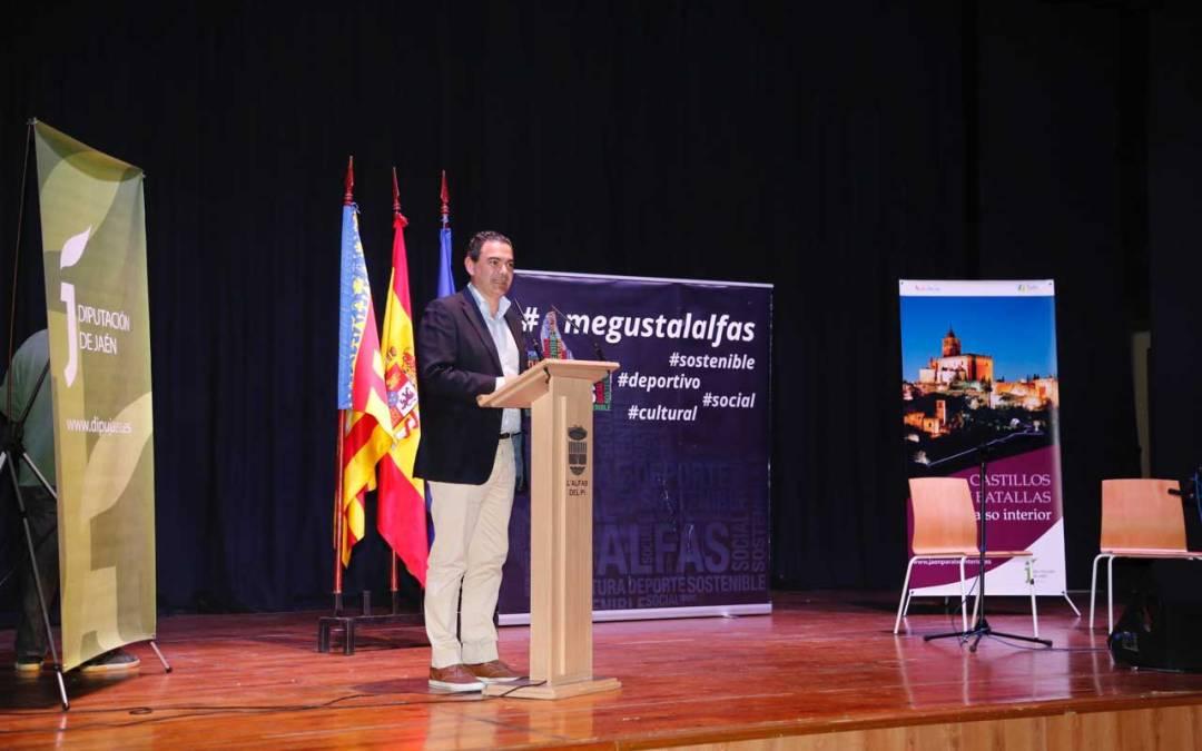 La Diputación de Jaén se promociona como destino turístico entre los residentes extranjeros de l'Alfàs del Pi
