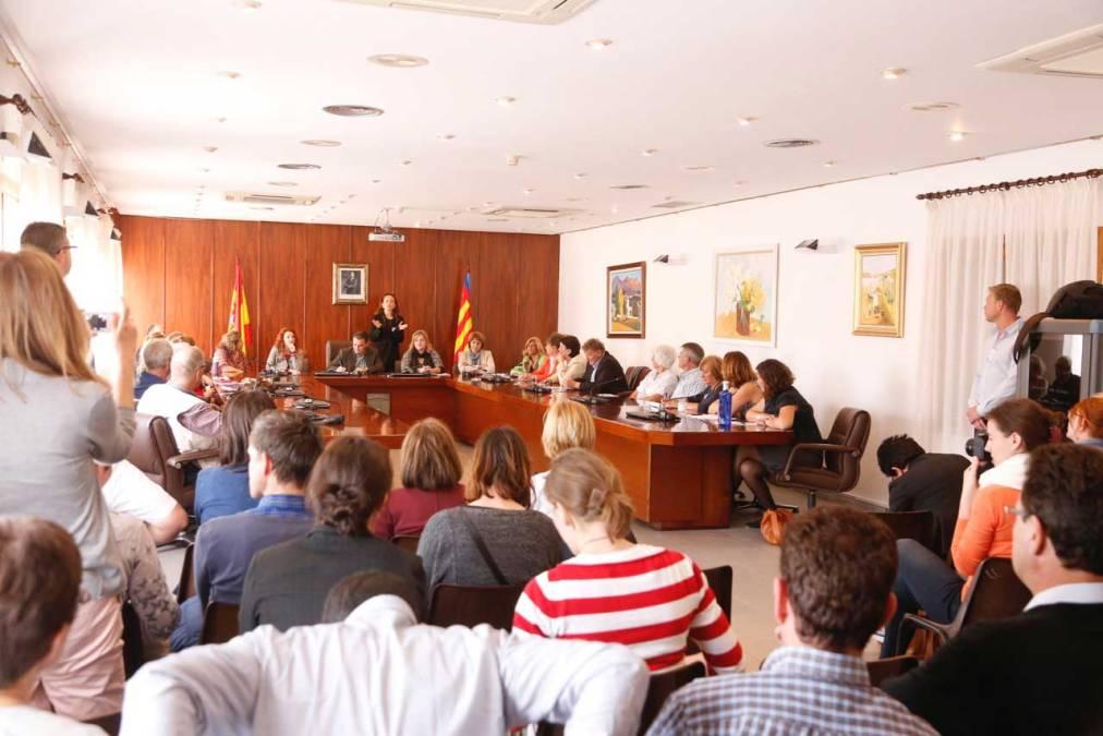 L'Alfàs del Pi se erige como ejemplo de integración para toda la UE gracias al proyecto 'EASY Towns'