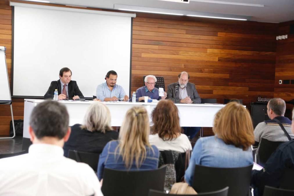 Expertos debaten en l'Alfàs sobre la mediación judicial