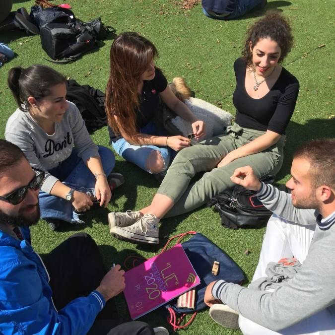 El proyecto 'We Generation' concluye en l'Alfàs del Pi aportando su visión sobre
