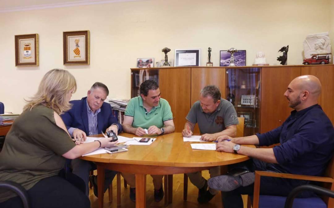 El Club de Ajedrez de l'Alfàs del Pi vuelve a recibir el apoyo del Ayuntamiento