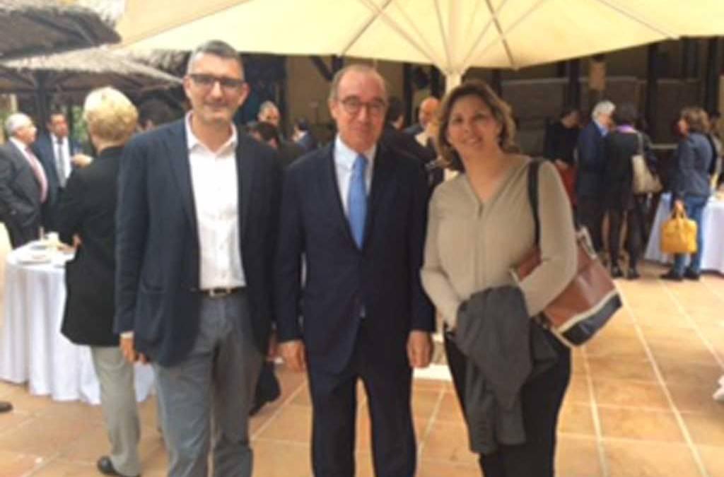 El Ayuntamiento de l'Alfàs felicita a Antonio Mayor por su reelección como presidente de HOSBEC