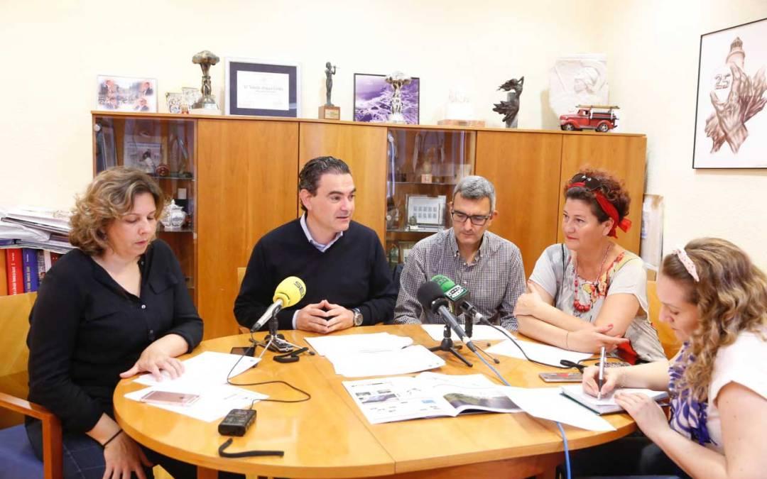 La Diputación de Alicante invierte 3,2 millones de euros en l'Alfàs en el periodo 2012-2015