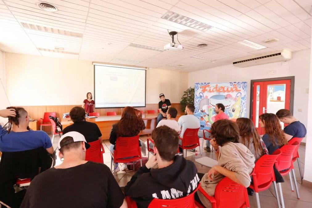 El programa formativo de FIDEWÀ profundiza en el mundo de las webseries con sus mejores profesionales