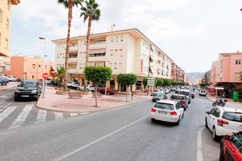 El avance de las obras de mejora de la Avenida País Valencià obliga a cerrar al tráfico la Plaza Jaume I