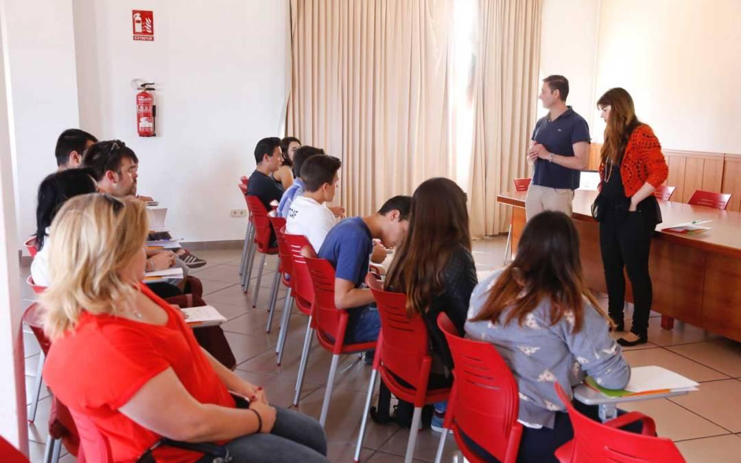 Juventud organiza un nuevo curso de manipulador de alimentos