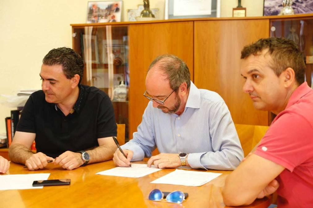L'Alfàs acoge el primer centro de FP para personas con discapacidad intelectual de la Marina Baixa