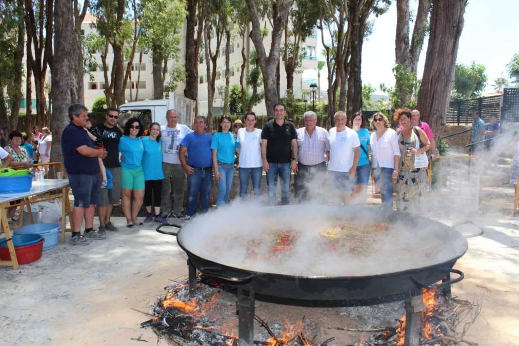 COEMPA consigue recaudar más de 3.000 euros para Integra en su fiesta solidaria celebrada en l'Albir