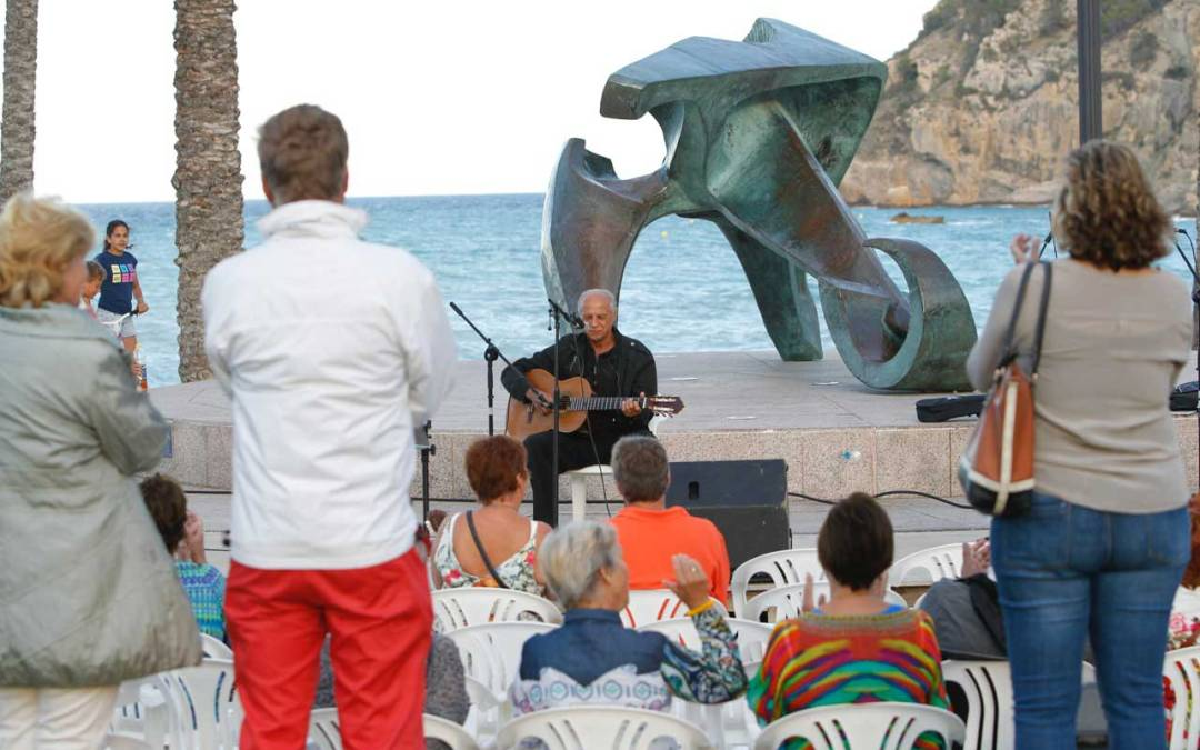 El 'Estiu Festiu' de l'Alfàs del Pi amplía su programa cultural hasta alcanzar más de una veintena de actividades