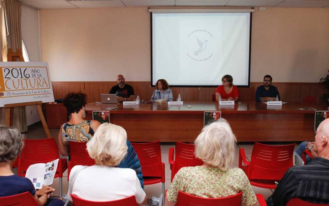Cultura mantiene su apoyo a la literatura renovando su convenio de colaboración con FO.LI.AS