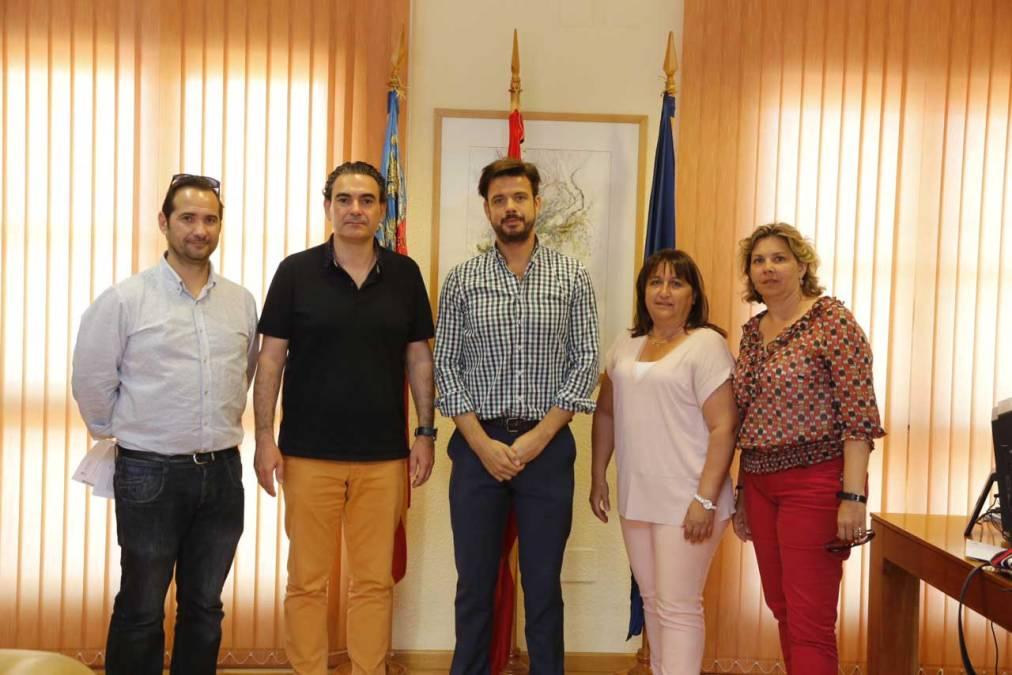 El Ayuntamiento de l'Alfàs y Jovempa impulsan un programa formativo para emprendedores