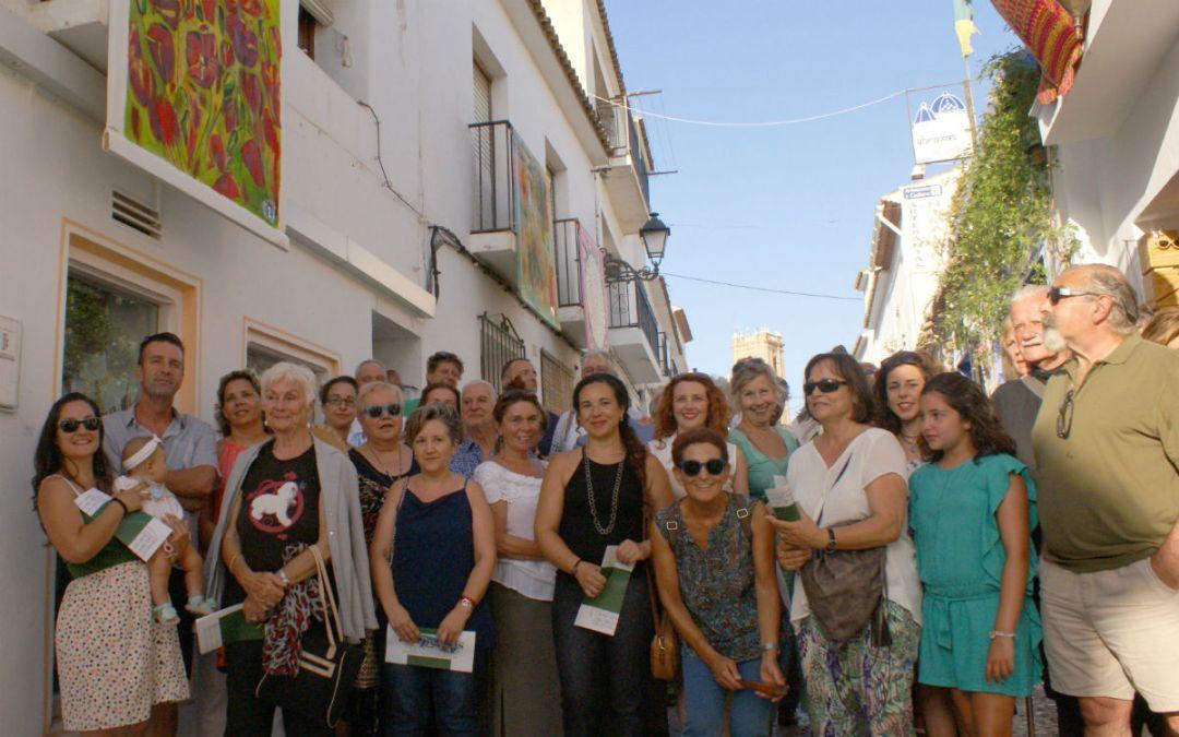Les 'Balconades' llegarán en septiembre a l'Alfàs del Pi