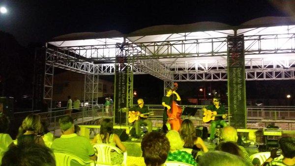 Murcia Brass Quintet ofrece este sábado un concierto en el Museo Villa Romana de l'Albir